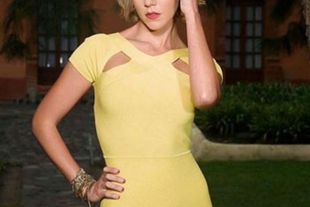 Enedina Arellano Félix era Mónica Robles, protagonizada por Fernanda Castillo Foto:Telemundo. Imagen Por: