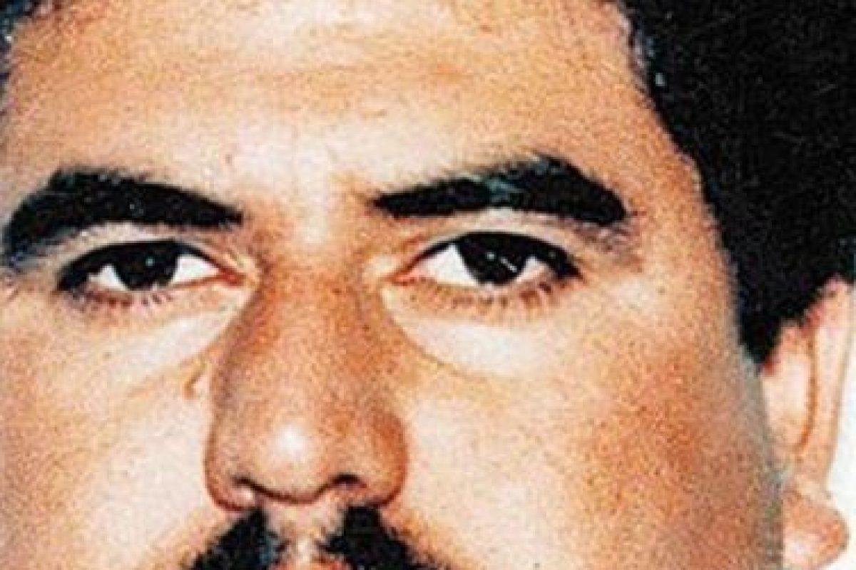 """Vicente también conocido como """"El Viceroy"""" era el líder del Cartel de Juárez desde 1997, era hermano de Amado Carrillo. Fue arrestado el 9 de octubre del 2014 Foto:Pinterest. Imagen Por:"""