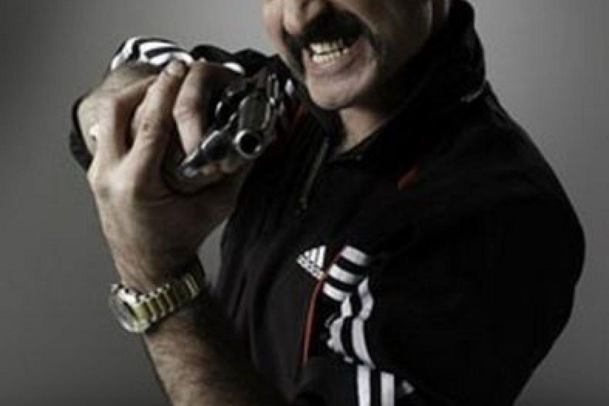 El capo era Wílber Varela, interpretado por Robinson Díaz Foto:Telemundo. Imagen Por: