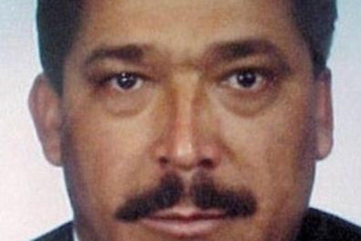 """Varela, conocido también como """"Jabón"""", era un narcotraficante colombiano y estaba incluido en la lista de los diez más buscados. Murió el 30 de enero del 2008 a sus 50 años Foto:Pinterest. Imagen Por:"""