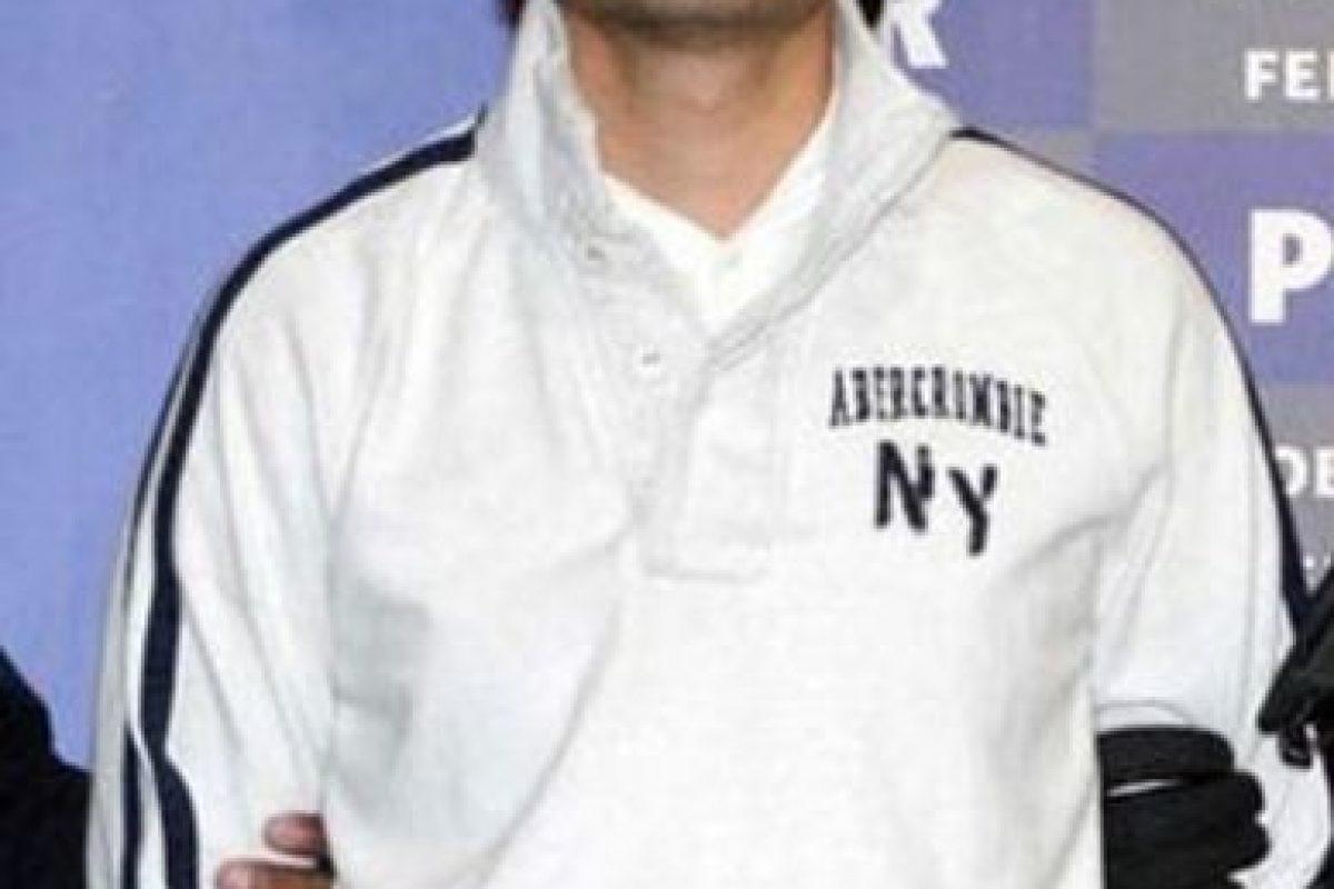"""Leyva era conocido como """"El ingeniero"""", era líder del Cartel Carillo Fuentes y fue arrestado el 2 de abril del 2009 y puesto en libertad el 17 de diciembre del 2010 Foto:Pinterest. Imagen Por:"""