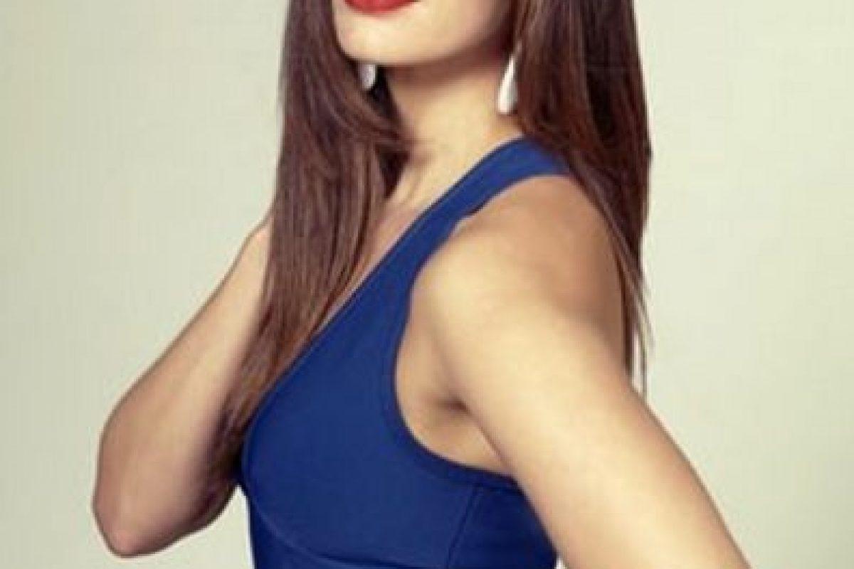 """Lorelay """"Lay"""" Cadena era Lorena Henao Montoya, papel hecho por Manuela González Foto:Telemundo. Imagen Por:"""