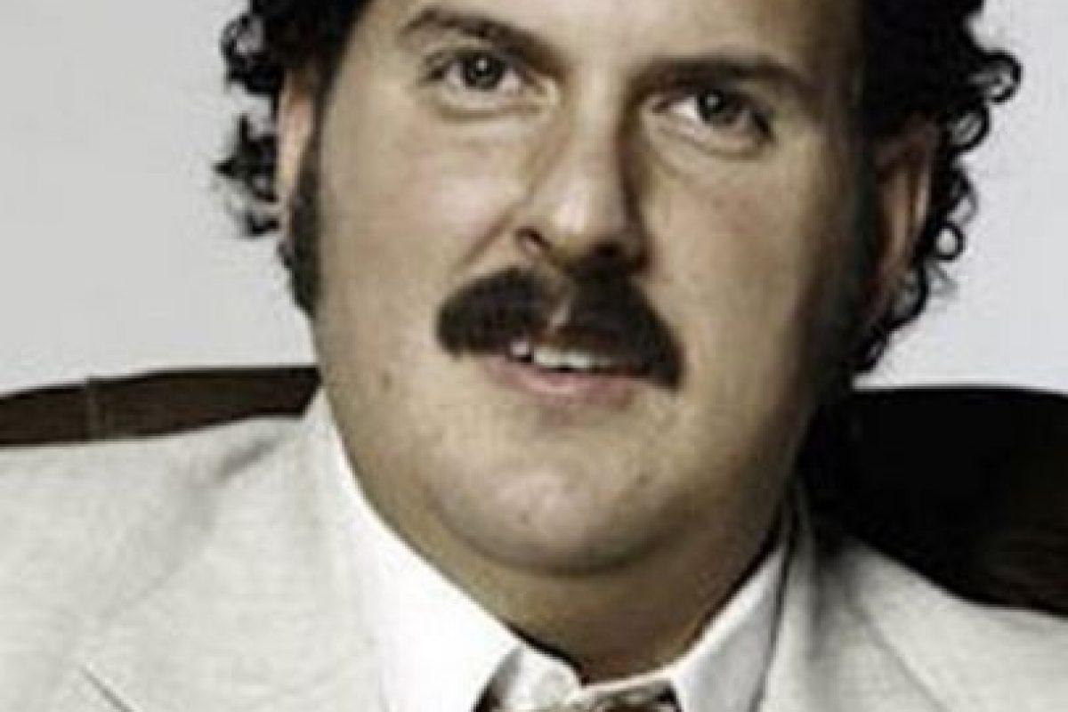 Pablo Escobar no necesita mayor presentación Foto:Telemundo. Imagen Por:
