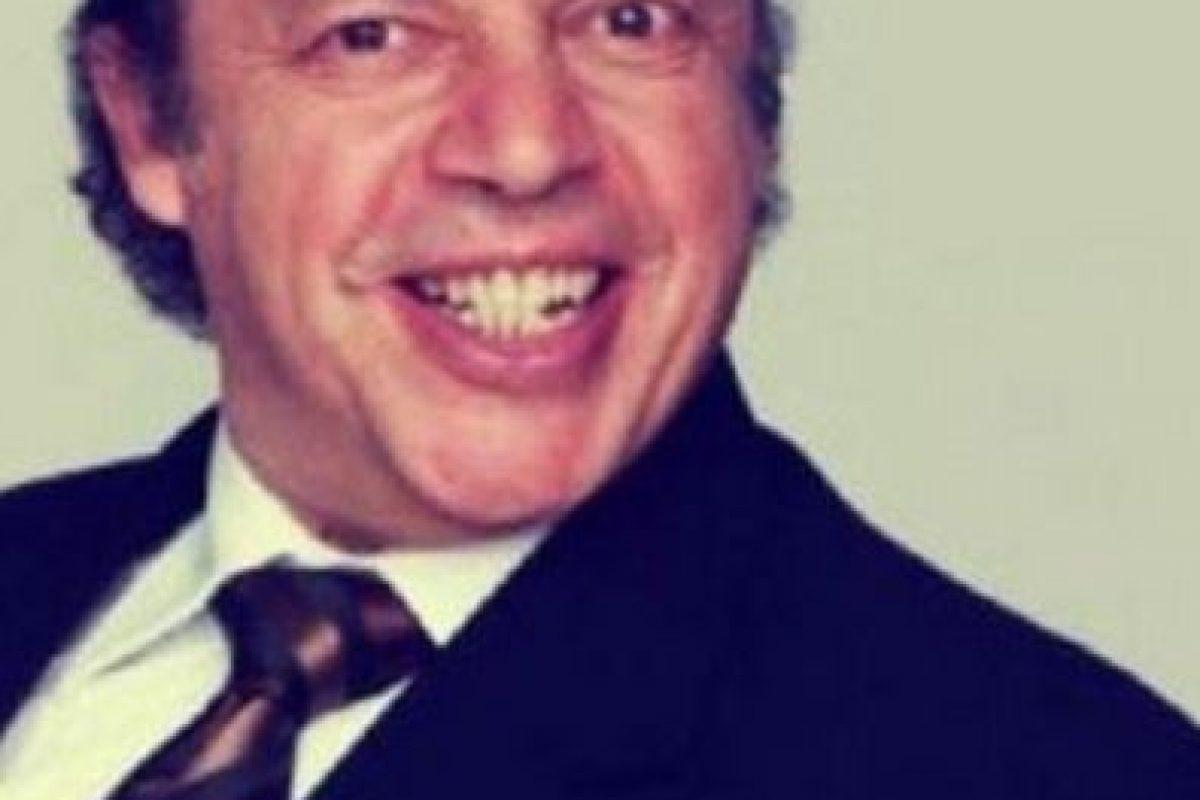 Ausencio Cruz hizo el papel de Paco Stanley, quien fue un humorista, actor y conductor mexicano Foto:Telemundo. Imagen Por: