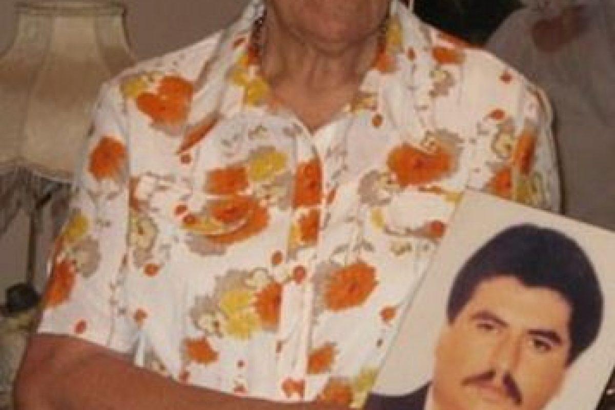 Se casó con Vicente Carrillo Vega y era la madre de los jefes del cártel de Juárez, murió el 17 de marzo del 2014 Foto:Pinterest. Imagen Por: