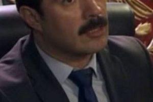 Ernesto Zedillo Ponce de León era Lic. Arturo Benitez, y fue Roberto Uscanga quien interpretó el papel Foto:Telemundo. Imagen Por: