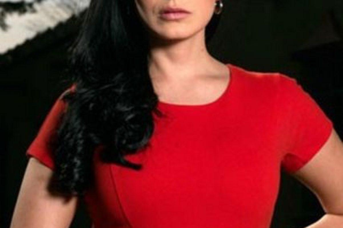 Sonia Barragán Ortiz era Ximena Beltran, interpretada por Ximena Herrera Foto:Telemundo. Imagen Por: