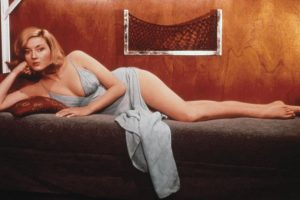 """En la segunda película del agente Bond """"From Russia with love·, la chica Bond fue la actriz italiana Daniela Bianchi, que acompañó a Sean Connery en la pantalla grande. Foto:Vía imdb.con. Imagen Por:"""