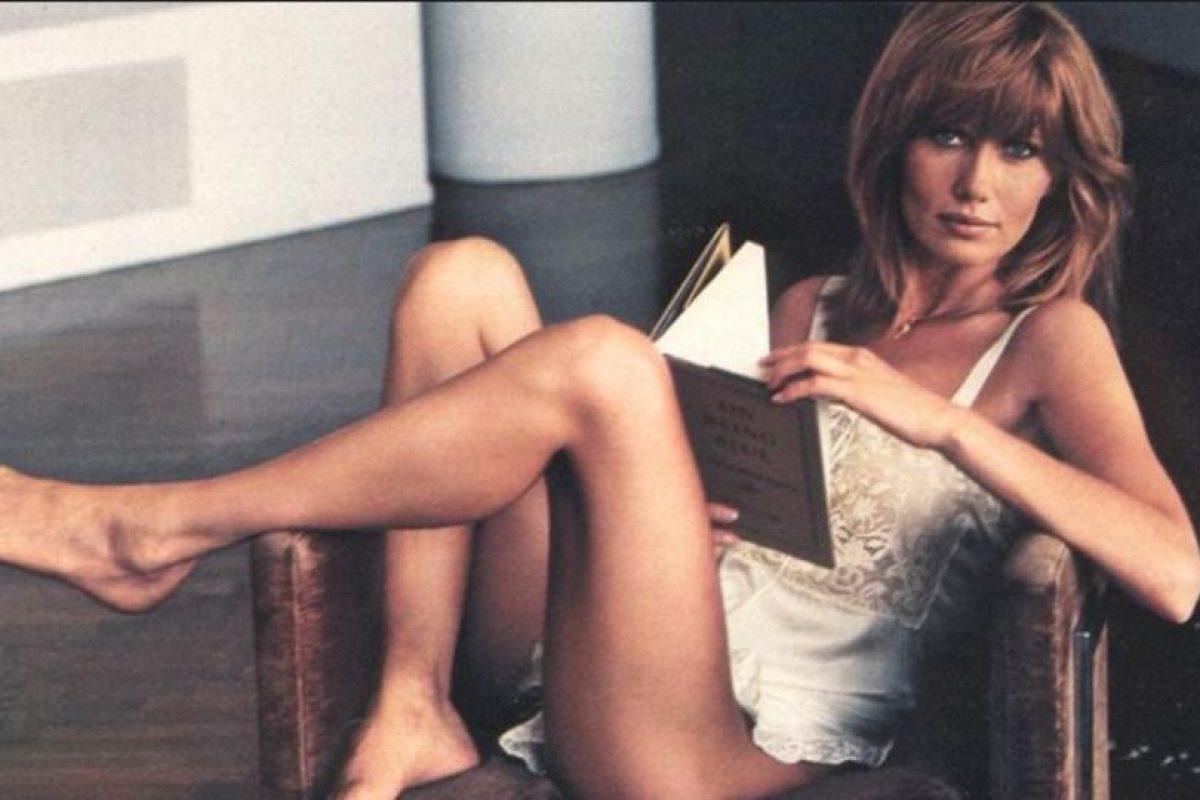 """Maud Adams hace varias apariciones en la saga del agente 007. En """"The man with the golden gun"""" y """"Octopussy"""" Foto:Vía imdb.com. Imagen Por:"""