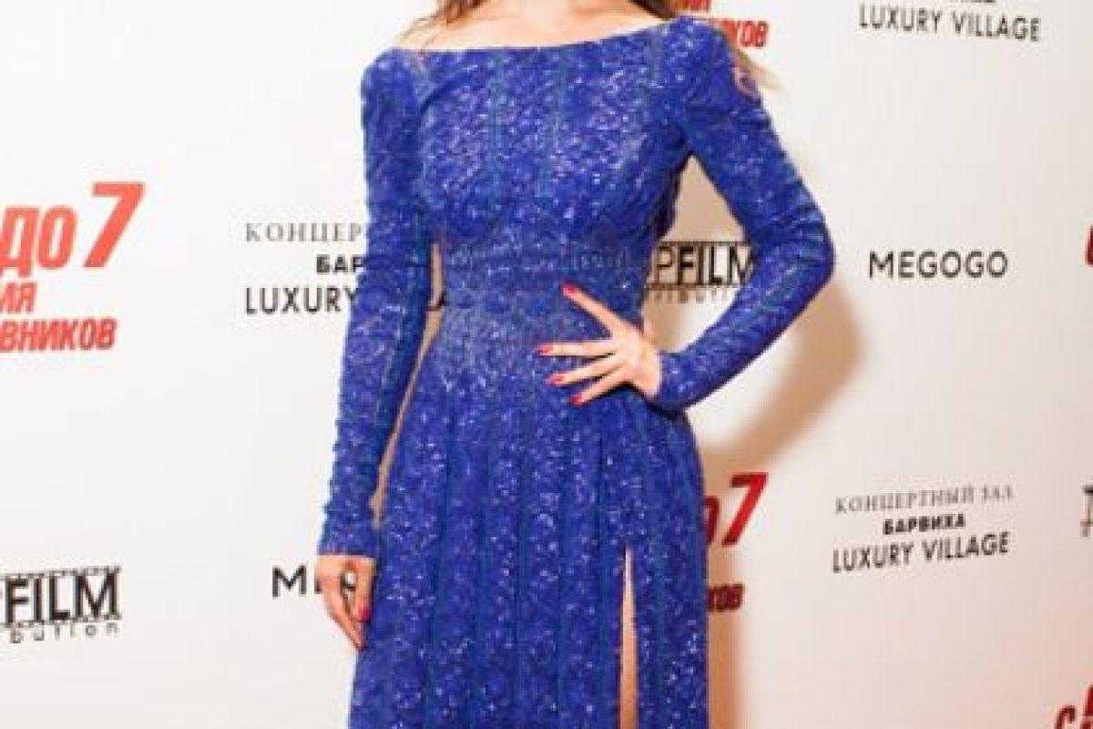 La actriz tiene 36 años Foto:Getty Images. Imagen Por: