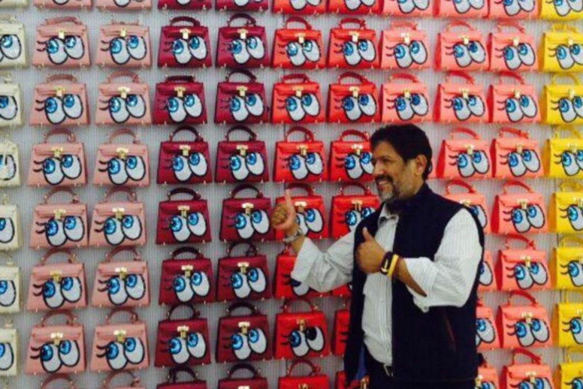 """Osorio montó la obra de teatro """"Entrevístame, me llamo Juan y soy adicto"""", con la que intenta ayudar a otros a salir de sus adicciones Foto:Vía twitter.com/osoriojua. Imagen Por:"""