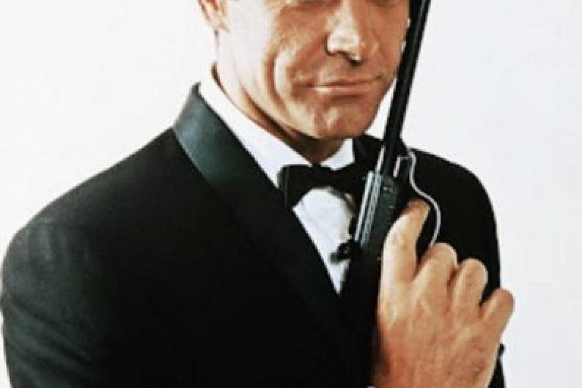 Sean Connery (1962-1971), (1983) Foto:Vía imbd.com. Imagen Por: