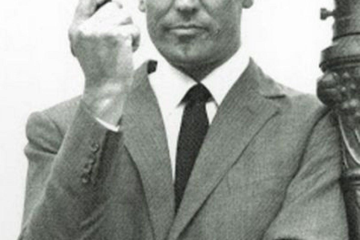 George Lazenby (1969) Foto:Vía imbd.com. Imagen Por: