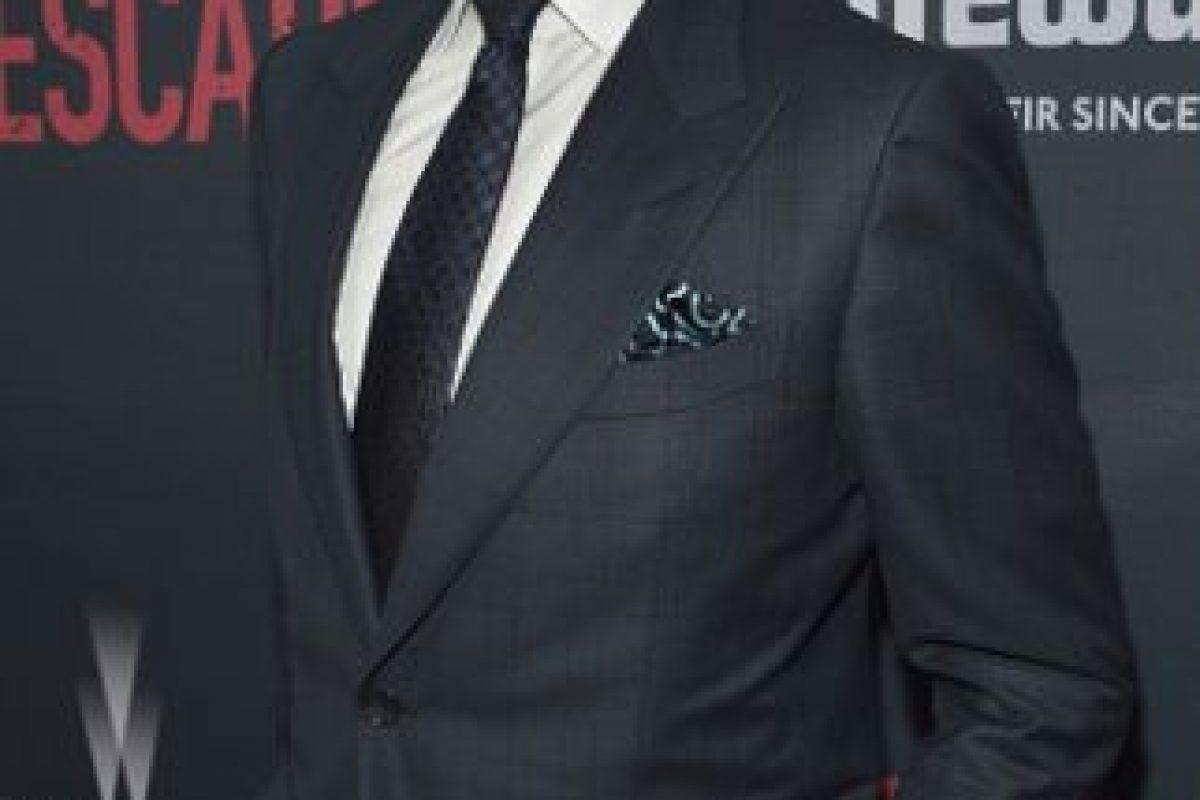 Lo interpretó en cuatro películas Foto:Getty Images. Imagen Por: