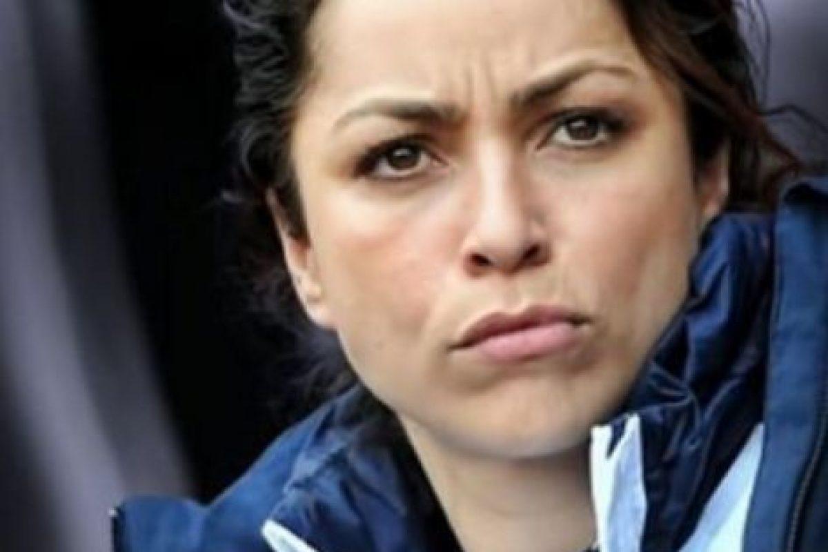 Después de esto, le llegó la oportunidad en Chelsea Foto:Vía twitter.com/eva.carneiro. Imagen Por: