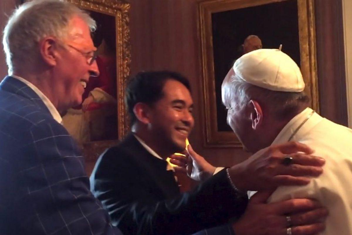"""Durante su visita a Estados Unidos, el Papa Francisco se reunió con """"un viejo amigo, declarado abiertamente homosexual"""", informó la cadena estadounidense """"CNN"""". Foto:Yayo Grassi. Imagen Por:"""