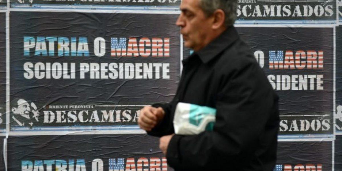 Oposición denuncia campaña sucia de cara al balotaje en Argentina