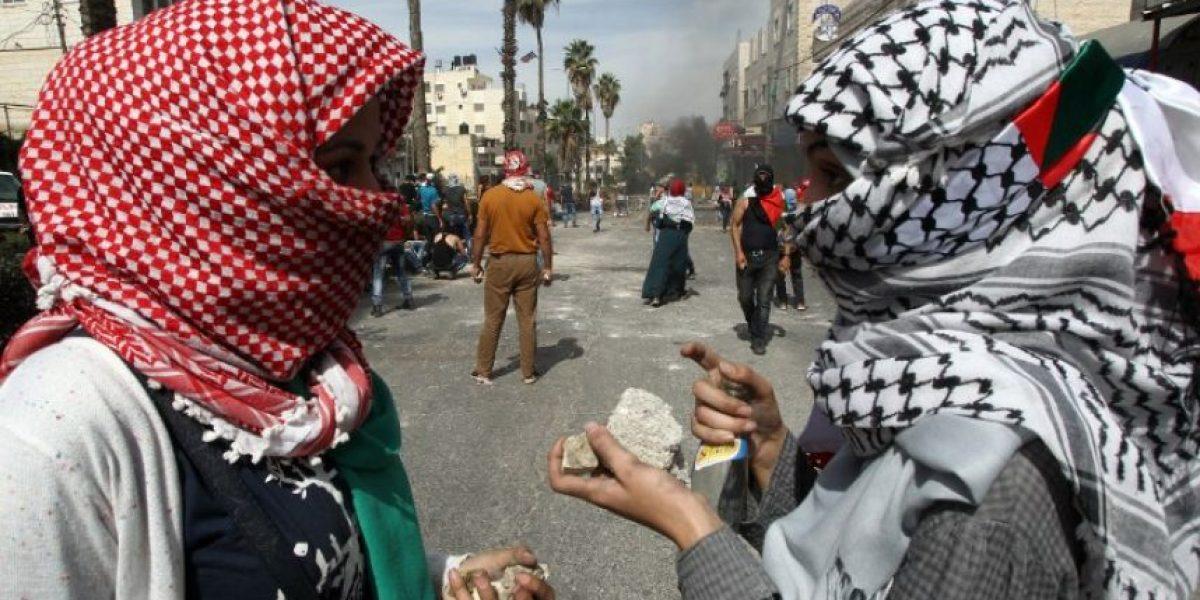 Israel: penas de hasta quince años de prisión por lanzar piedras