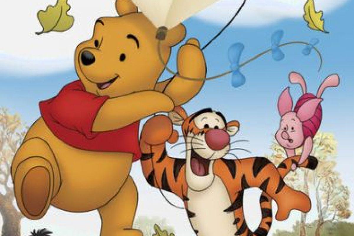 """""""Las aventuras de Winnie Pooh"""" – Disponible a partir del 5 de noviembre. Foto:vía Netflix. Imagen Por:"""