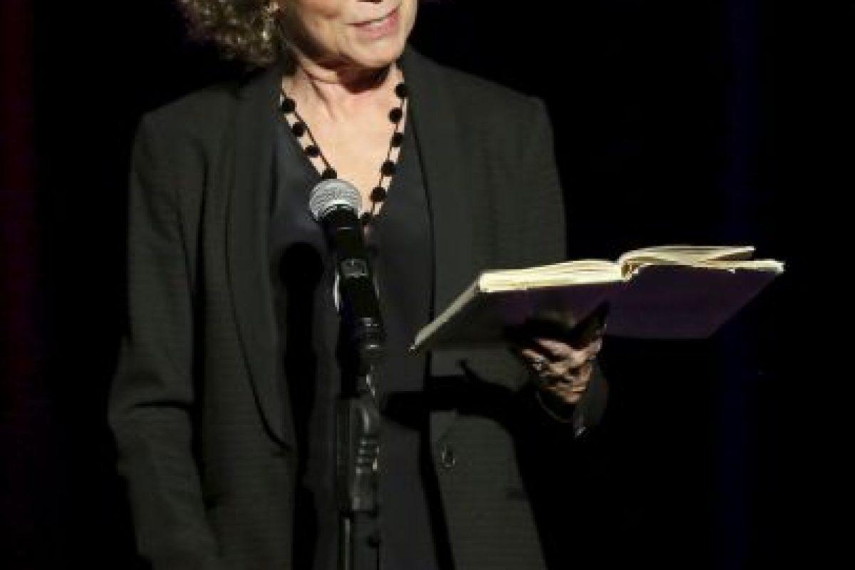 Rhea hizo una aparición en Wilfred, serie de Fox, y tiene una exitosa saga de libros para niños. Foto:Getty Images. Imagen Por: