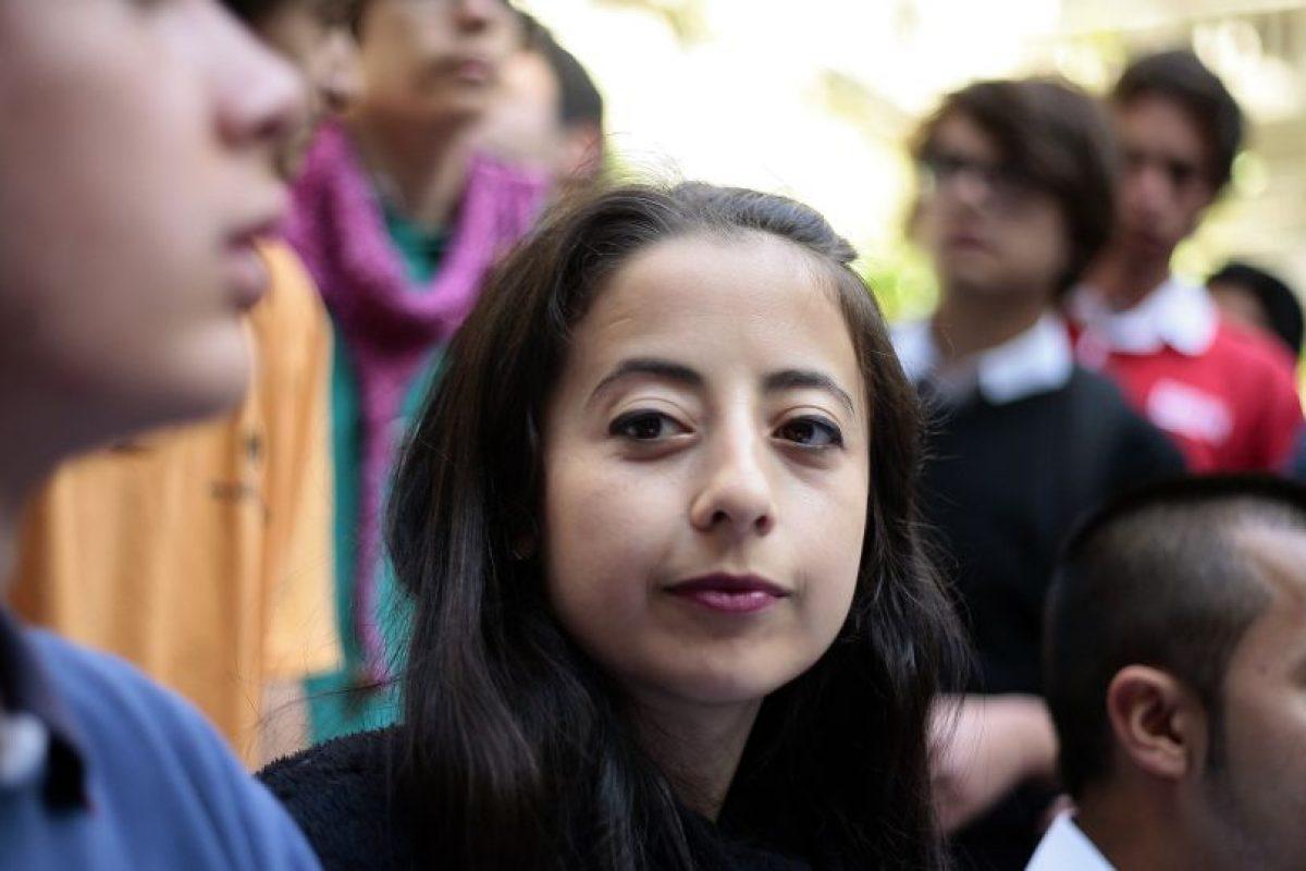 Naschla Aburman Foto:Agencia Uno. Imagen Por: