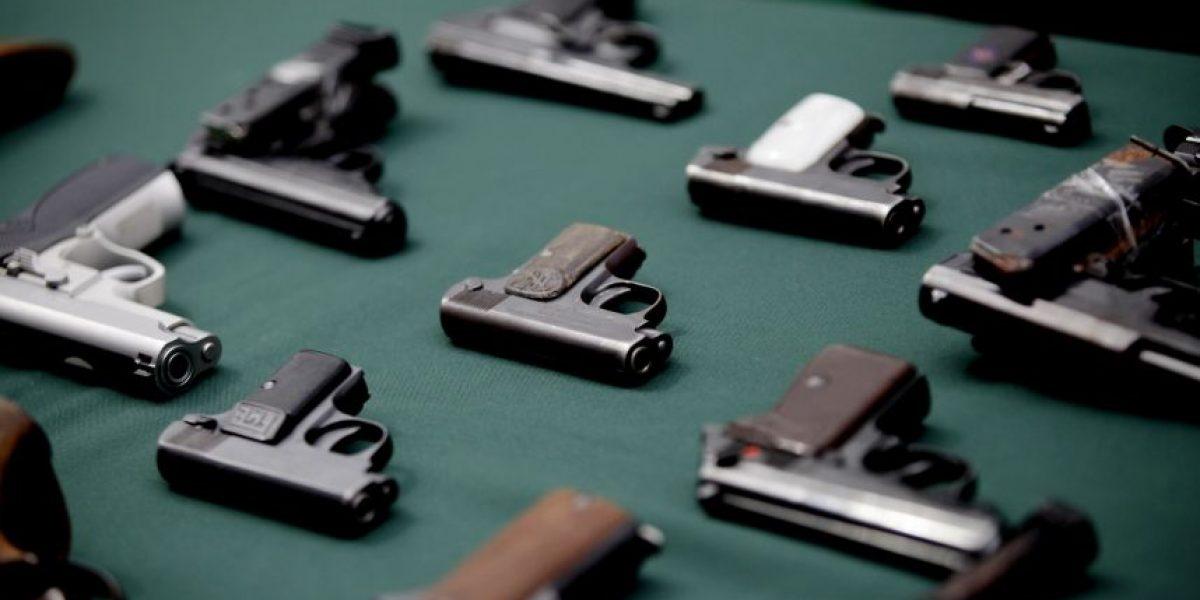 Detienen a sujeto que ofrecía armas en arriendo a través de Facebook