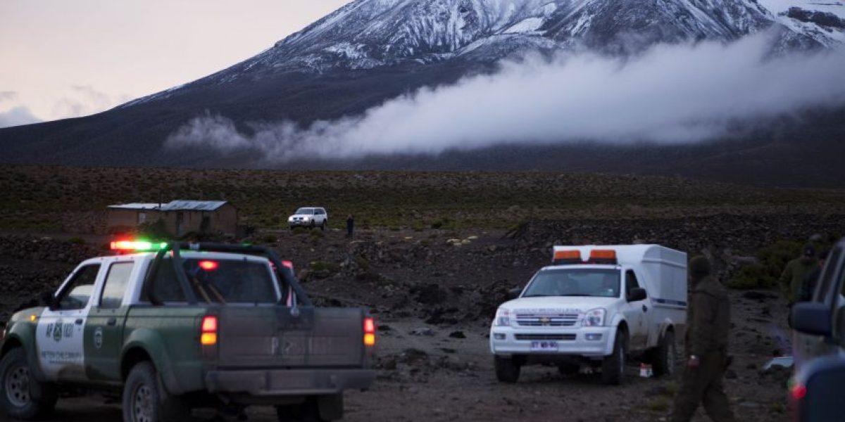 Banda peruana es sospechosa del asesinato de dos carabineros en Arica
