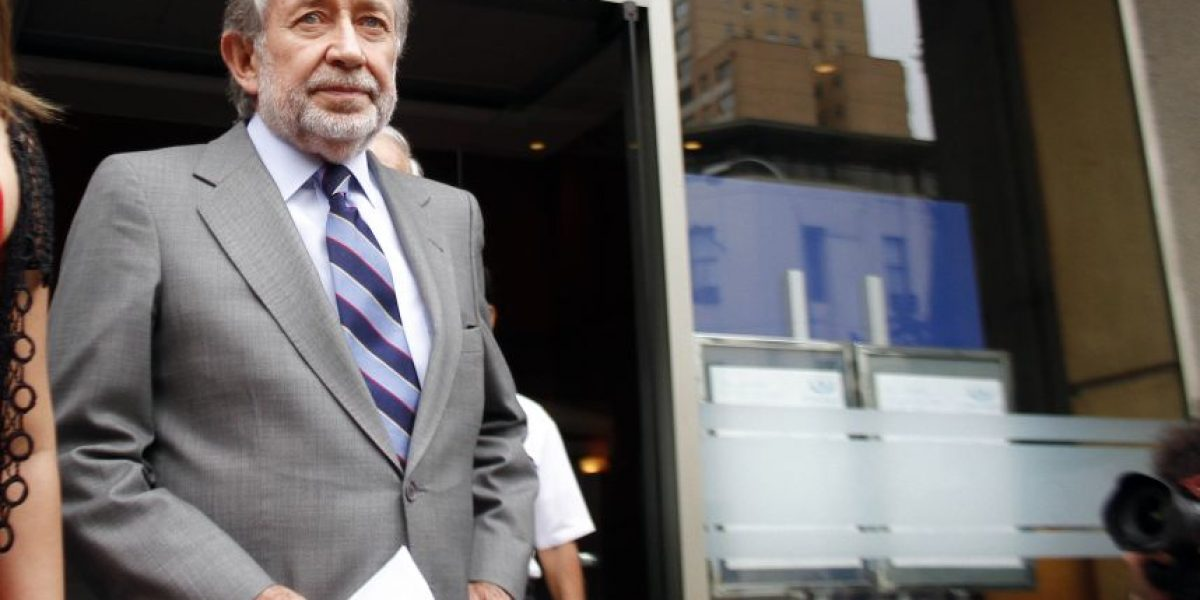 Caso Penta: Jovino Novoa declara como imputado ante Sabas Chahuán