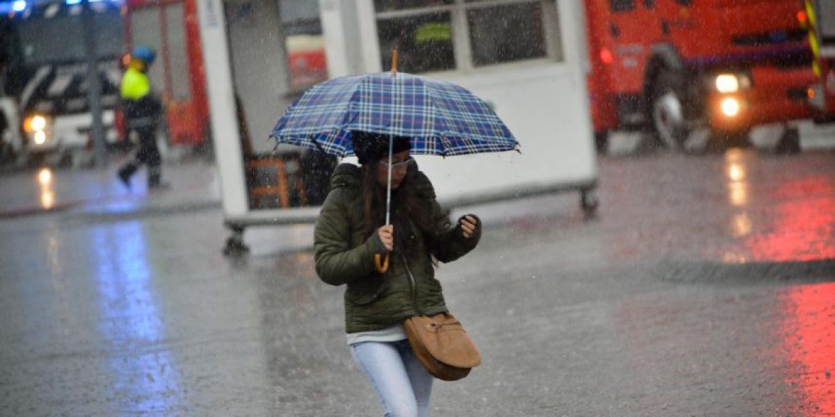 Atención: anuncian lluvias para este miércoles en Santiago