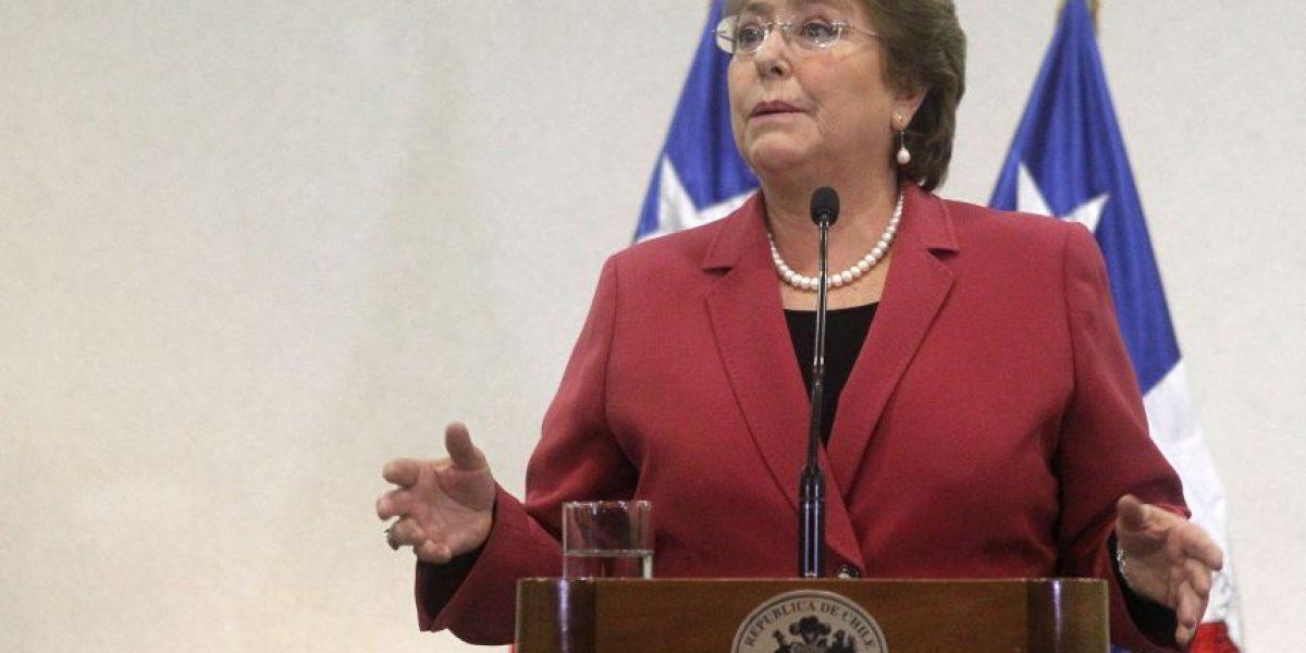 Bachelet por Registro Civil: