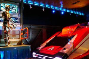 STAR TOUR-LA AVENTURA CONTINÚA: Una nueva versión de la clásica atracción de Disney da a los fans la oportunidad de tomar parte en una misión rebelde. Foto:goeuro.es. Imagen Por: