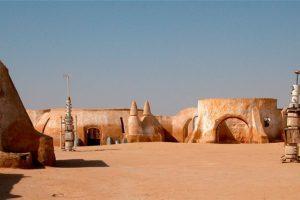 PUERTO ESPACIAL DE MOS EISLEY, CASA DE OBI WAN EN TATOOINE: Tres kugares en el suroeste de Djerba han servido como escenario para varias escenas exteriores en Tattoine. Foto:goeuro.es. Imagen Por: