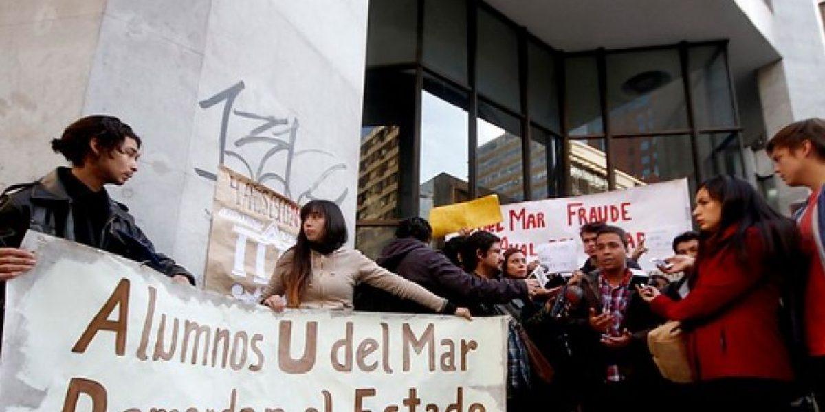 Analizan informe de Contraloría sobre transferencias de alumnos de la Universidad del Mar