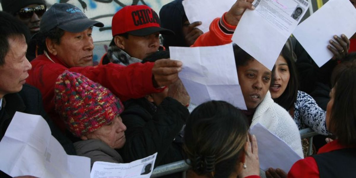 Registro Civil: rechazo unánime de regiones a propuesta del Gobierno