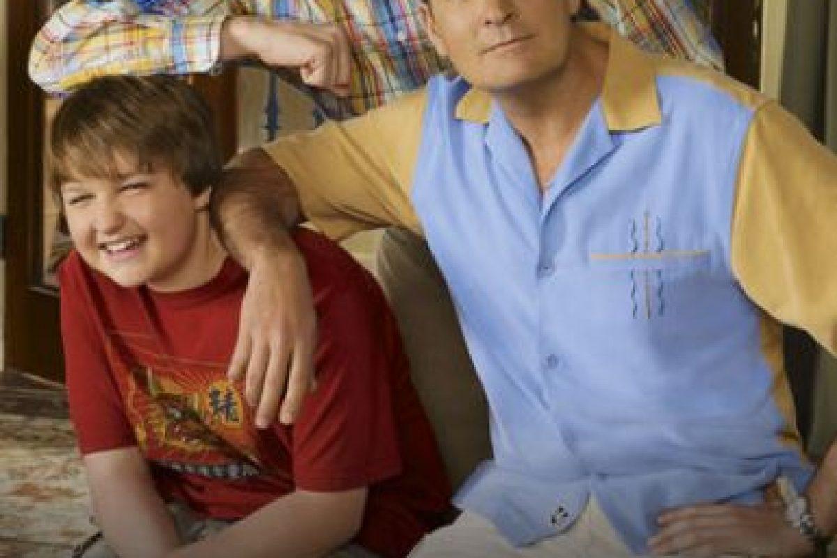 """""""Two and a half men"""" – Temporadas 5 y 6 disponibles a partir del 5 de noviembre. Foto:vía Netflix. Imagen Por:"""
