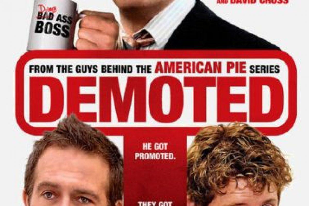 """""""Demoted"""" – Ya disponible. Foto:vía Netflix. Imagen Por:"""