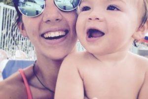 Ahora es madre de un pequeño de un año. Foto:vía twitter.com/vanesaleiro. Imagen Por: