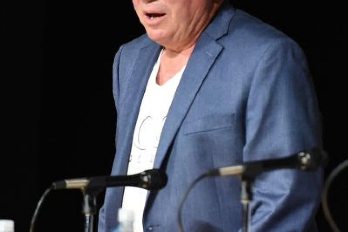 """Entre sus últimas producciones están """"Breaking Ground"""" y """"Murchoch Mysteries"""". Foto:Getty Images. Imagen Por:"""