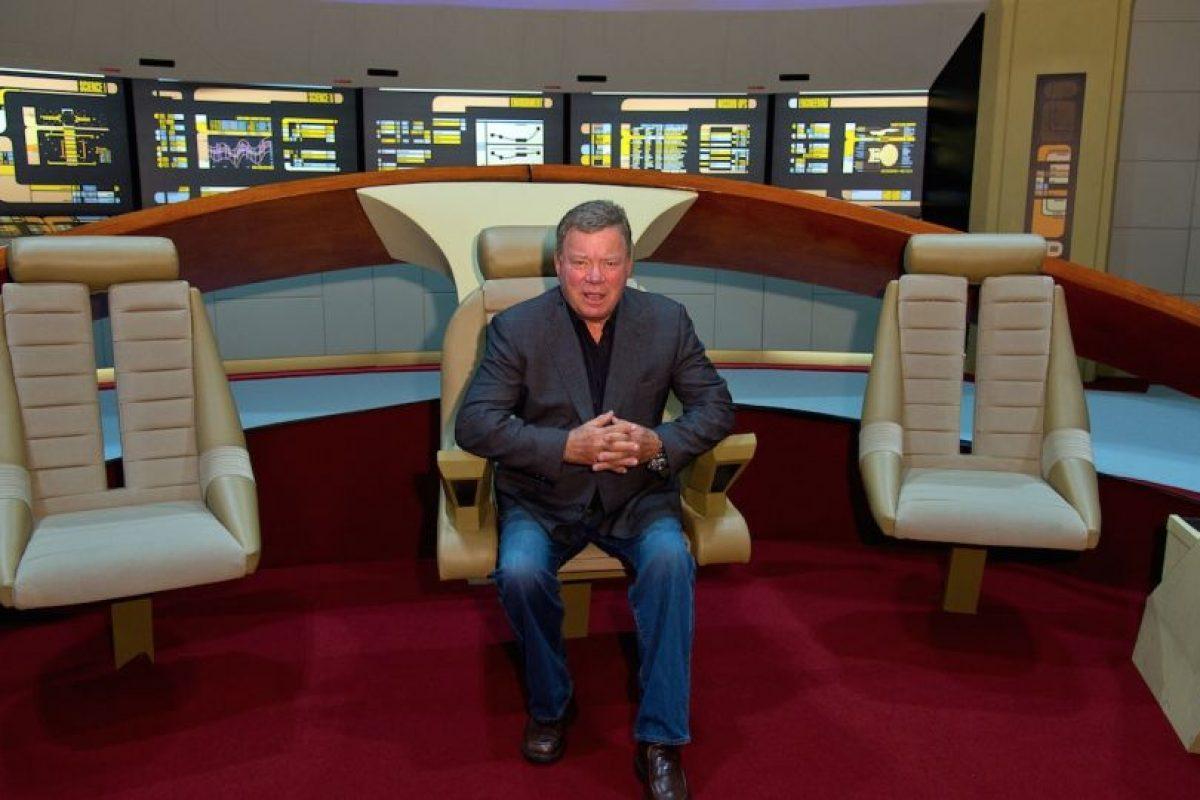 El actor canadiense ahora tiene 84 años. Foto:Getty Images. Imagen Por: