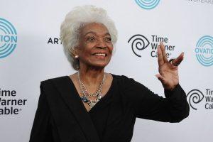 """En 2007, apareció en la seroe """"Heroes"""" como """"Nana Dawson"""". Foto:Getty Images. Imagen Por:"""