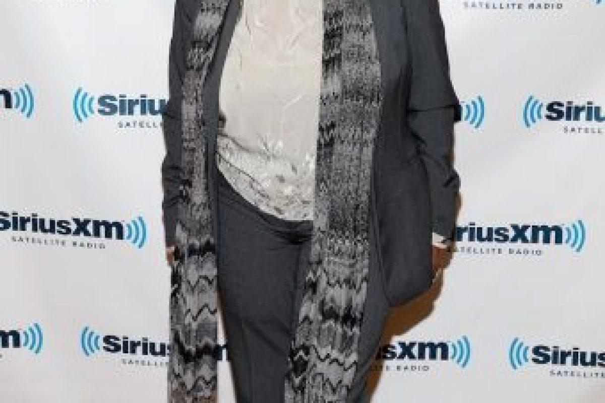 La actriz ahora tiene 82 años. Foto:Getty Images. Imagen Por: