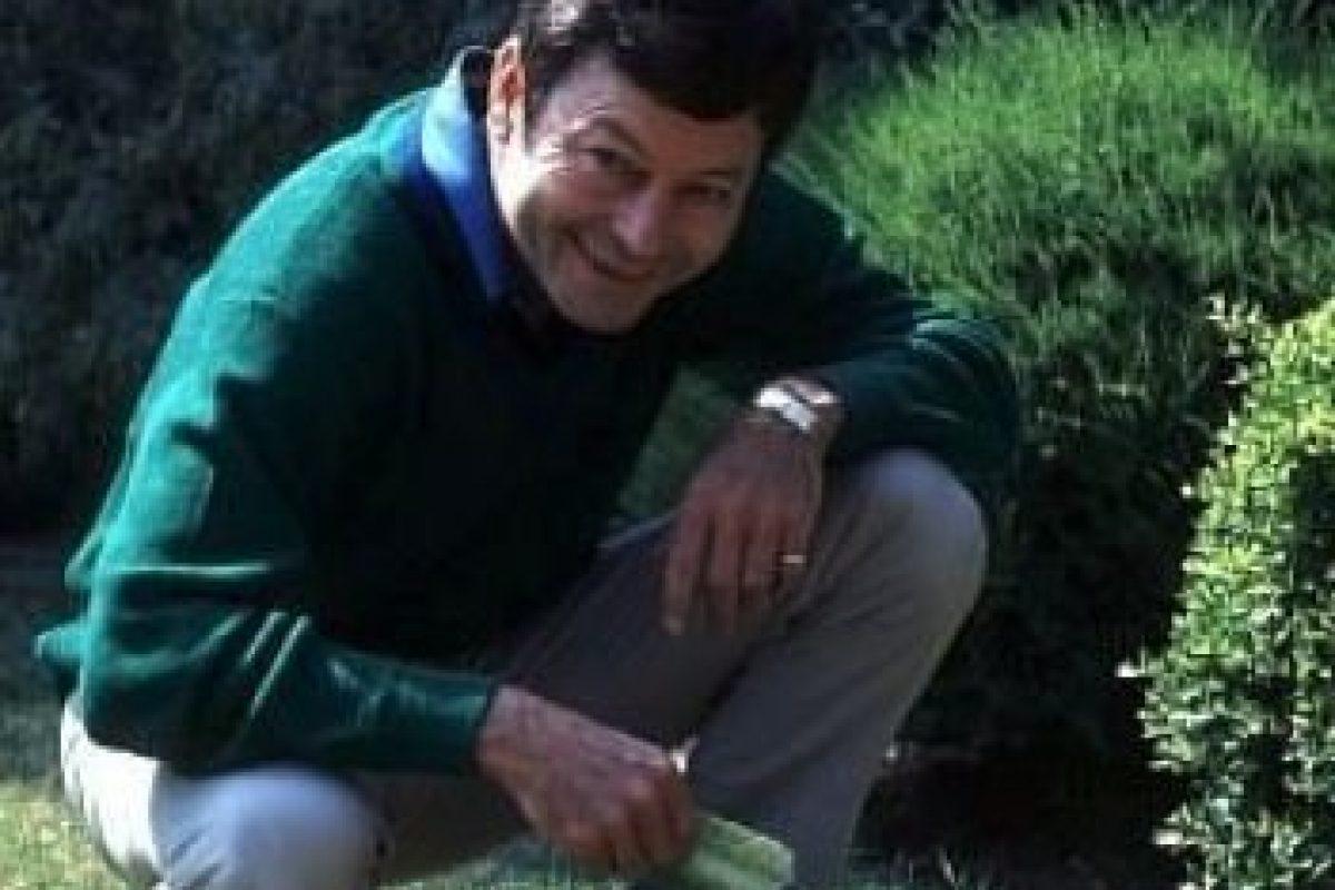 Fue el primer miembro del elenco original en fallecer. Foto:IMDB. Imagen Por: