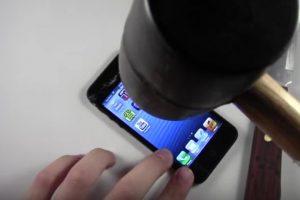 iPhone 5 Foto:PhoneBuff / YouTube. Imagen Por: