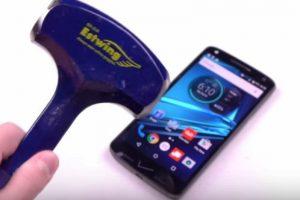 Motorola Droid Turbo 2 Foto:TechRax / YouTube. Imagen Por: