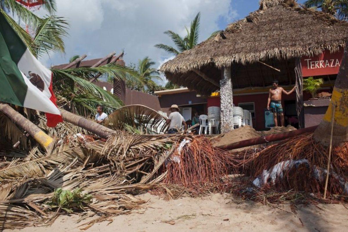 """""""Los desastres se dan por malas políticas"""" Foto:Getty Images. Imagen Por:"""