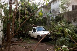 """De acuerdo al catedrático de la UNAM: """"Fenómeno natural no es igual a desastre"""" Foto:Getty Images. Imagen Por:"""