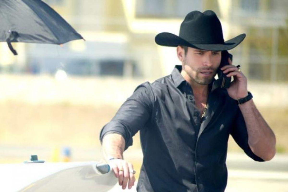 Actualmente, el actor tiene 38 años. Foto:Telemundo. Imagen Por: