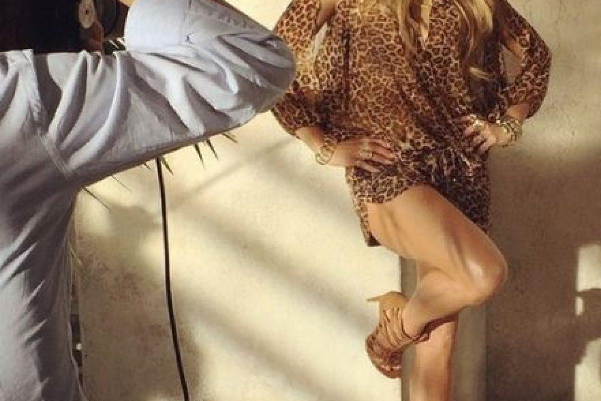 Los fans de la cantante aseguran que a sus 46 años, Jennifer López luce muy guapa. Foto:Instagram/jlo. Imagen Por: