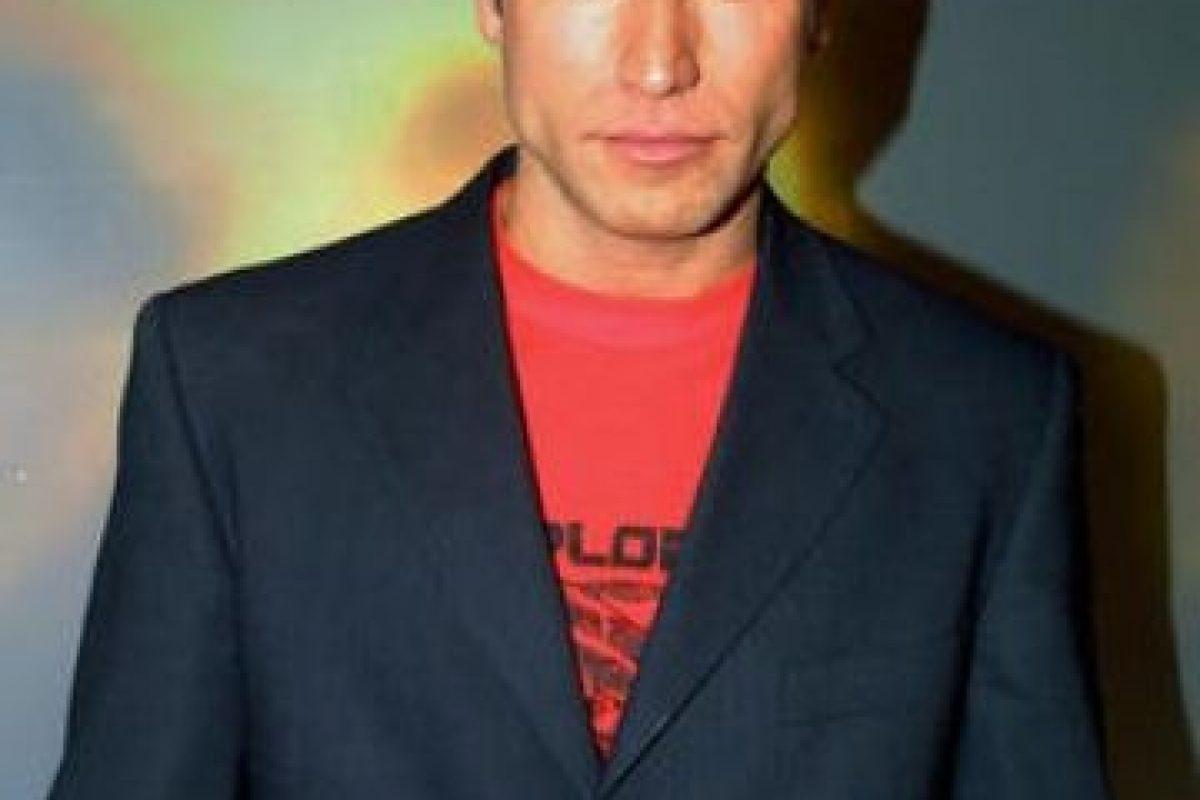 Inició su carrera como cantante en el popular grupo Garibaldi Foto:Televisa. Imagen Por: