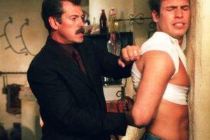 """En 2001 protagonizó la telenovela mexicana """"Sin pecado concebido"""" Foto:Televisa. Imagen Por:"""